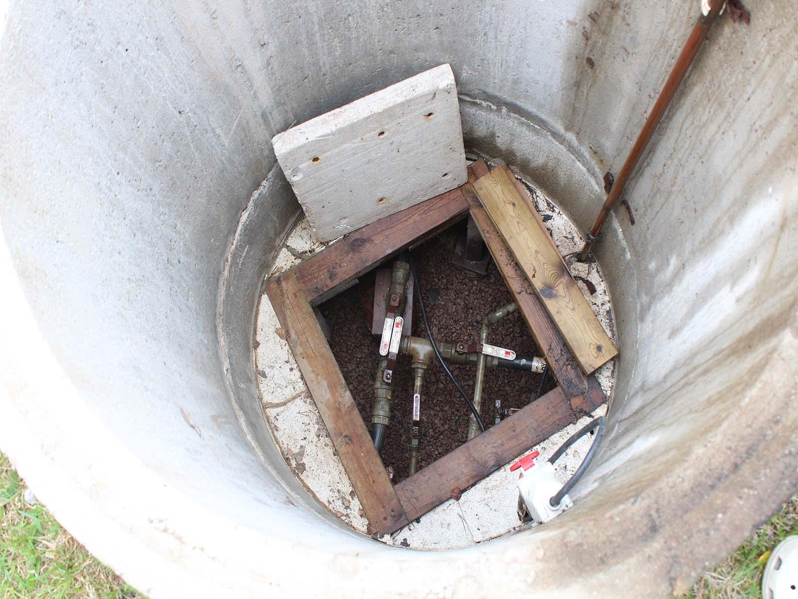Kaivon puhdistus vai kaivoveden puhdistus